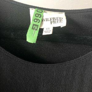 Aritzia Dresses - Aritzia Wilfred Free Teigen black dress size XS